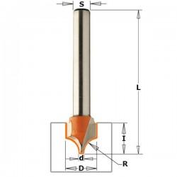 Wiertła Xtreme krótkie nieprzelotowe